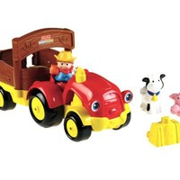 Fisher-Price Little People Tow 'n Pull Tractor