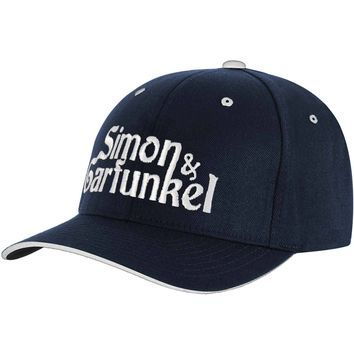 Simon & Garfunkel Men's  2010 World Tour Baseball Cap