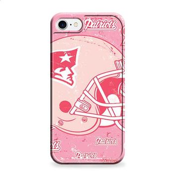 New England Patriots pink tall iPhone 6 | iPhone 6S case
