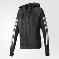 Adidas sports casual knit jacket