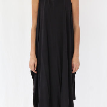 Kowtow Volute Dress Black