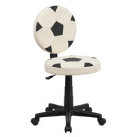 Flash Furniture Soccer Task Chair [BT-6177-SOC-GG]