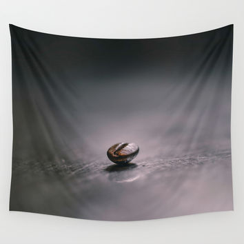 One small thing, so much love Wall Tapestry by HappyMelvin