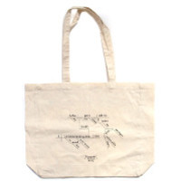 The Great Gatsby Sentence Diagram Tote Bag
