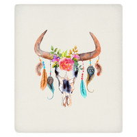 The Dream Catcher Fleece Throw