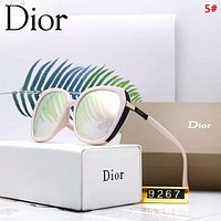 Dior Fashion New Polarized Sun Protection Glasses Eyeglasses Women 5#