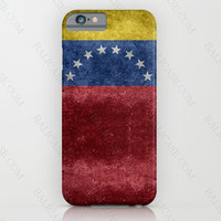 Venezuela Flag iphone case, smartphone