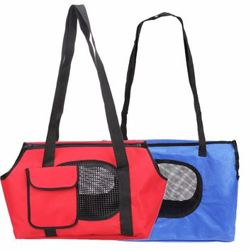 Summer Breathable Bicycle Dogs Carriers