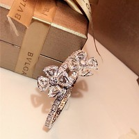 Fashion Women Hot Sale Stylish Elegant Lady Crystal Rhinestone Earrings, jewelry, Necklace,Ring