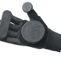 Triple 8 Sliders Longboard Gloves (Black, Large/X-Large)