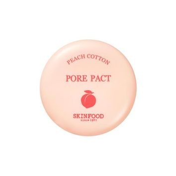 [SKINFOOD] Peach Cotton Pore Pact