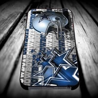 Dallas Cowboys NFL Football Team for iPhone 4/4s/5/5s/5c/6/6 Plus Case, Samsung Galaxy S3/S4/S5/Note 3/4 Case, iPod 4/5 Case, HtC One M7 M8 and Nexus Case ***