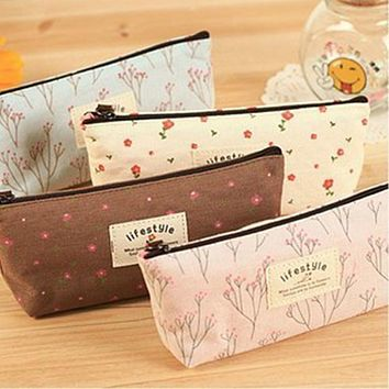 Small Vanity Toiletry Kit Travel Necessaire Make Up Necessaries Makeup Cosmetic Bag Organizer For Women Beauty Pencil Case Pouch