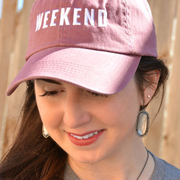 Charlie Southern Weekend Hat - Berry