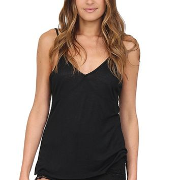 Black Tank Top at Blush Boutique Miami - ShopBlush.com : Blush Boutique Miami – ShopBlush.com