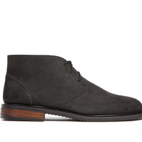 Abbey Chukka Black - MEN