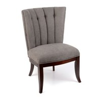 Bethany Gray Accent Chair | Kirkland's