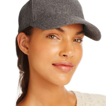 August Hat Company Solid Baseball Cap | Bloomingdales's