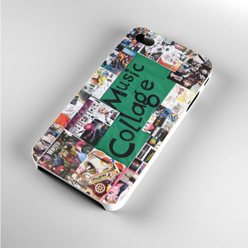 Broadway Musical Collage iPhone 4s Case