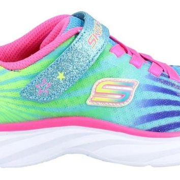 Skechers Kids Pepsters Sneaker (Toddler/Little Kid/Big Kid) Multi