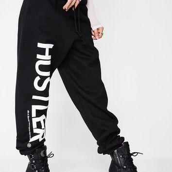 Hustler Logo Sweats