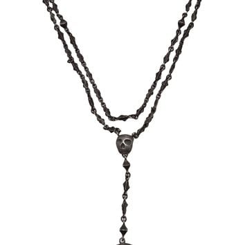 Brevard Barbed Wire Chain Necklace