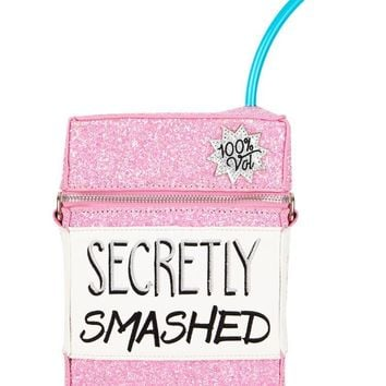 Secretly Smashed Cross Body Bag by Skinny Dip London