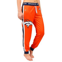 Denver Broncos Official NFL Women's Jogger Pants