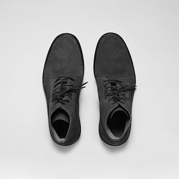 c3e90753584 Mens Brisk Boot (Washed Black) | from All Saints | shoes