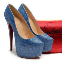 CL Christian Louboutin Fashion Heels Shoes-172