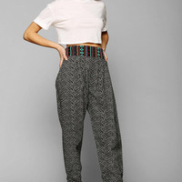 Staring At Stars Ikat-Waistband Harem Pant - Urban Outfitters