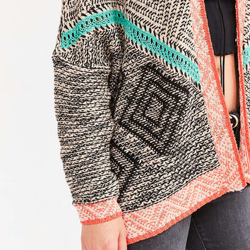 Staring At Stars Pop Festival Cardigan - Urban Outfitters