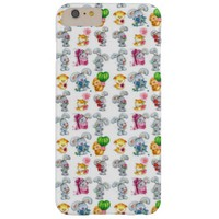 awesome cute rabbits and kitten barely there iPhone 6 plus case