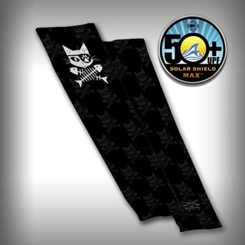 Cat Pirate Compression Sleeve Arm Sleeve