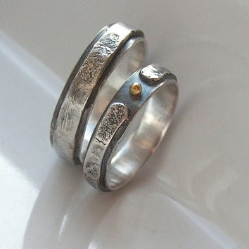 Best Rustic Gold Wedding Bands Products on Wanelo