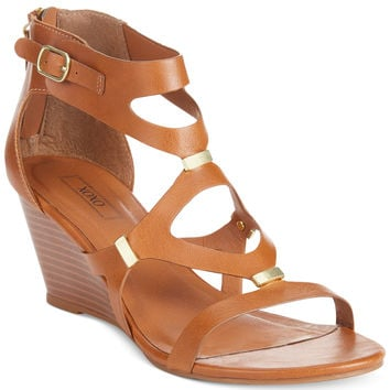 XOXO Sierra Wedge Sandals