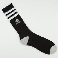ADIDAS 3 Stripes Roller Mens Crew Socks | Socks