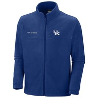 Columbia Sportswear Kentucky Wildcats Flanker II Full-Zip Fleece - Men