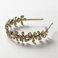 Kochana Headband by Anthropologie Gold One Size Hair