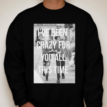 Miley Cyrus Crewneck Sweatshirt