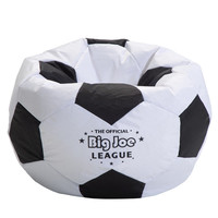 Comfort Research Big Joe Soccer Ball Bean Bag Chair