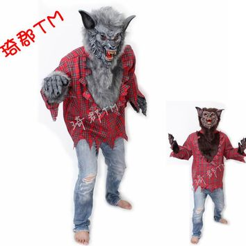 Halloween  Costumes  Werewolves  Clothing  Clothes