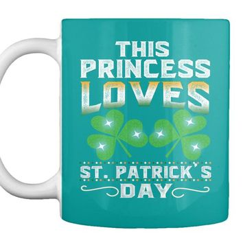 Princess St Patricks Day 2018