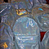 SWEET LORD O'MIGHTY! HOLOGRAPHIC BACKPACK