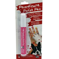 Blister Pack - Pink Nail Polish Pen (6 Pack or 12 Pack)