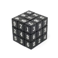 Sudoku Puzzle Number Cube