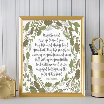 Best Irish Wall Decor Products On Wanelo