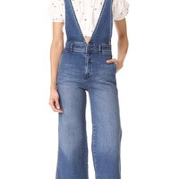 A Line Overalls