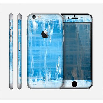 The Water Color Ice Window Skin for the Apple iPhone 6