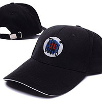 The Who Band Logo Adjustable Baseball Caps Unisex Snapback Embroidery Hats